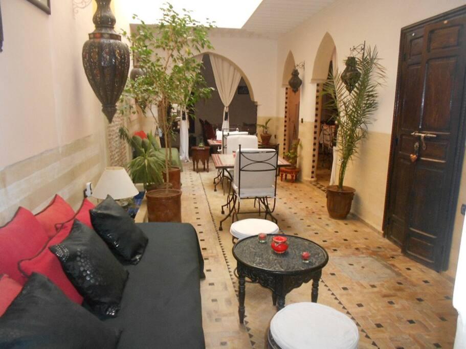Riad Diva 2 double rooms
