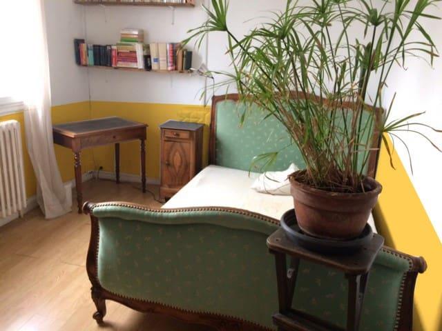 Agréable chambre au calme
