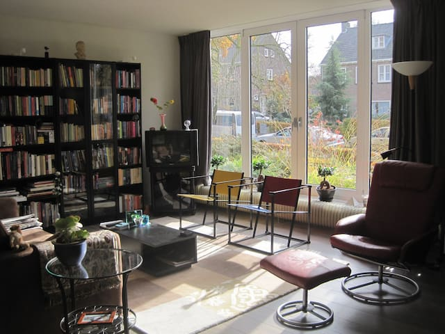 ground-floor apartment with garden - Sittard - Apartament