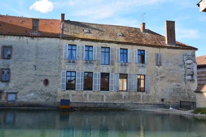 Maison d'hôtes au cœur du village de VERTUS