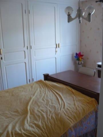 Loue chambre dans maison de maman - Beaucamps-Ligny - House