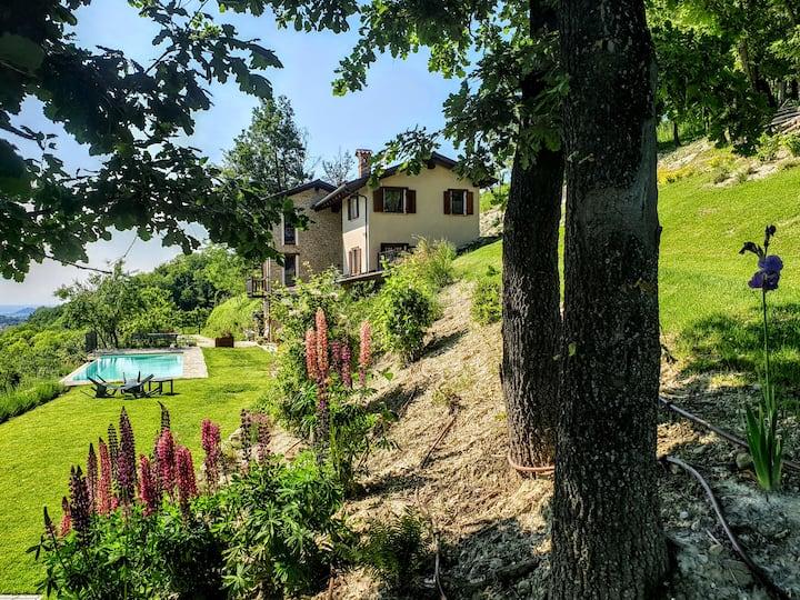 Villa Brocchetta - Casa Affitto in Langa