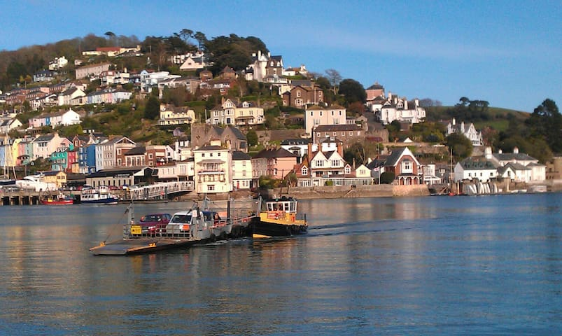 Picnic Cottage Holiday Let - Kingswear - Huis