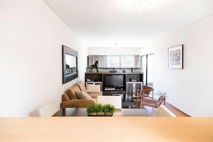 Beautiful 1 Bdrm Studio in Recoleta - Buenos Aires - Appartement
