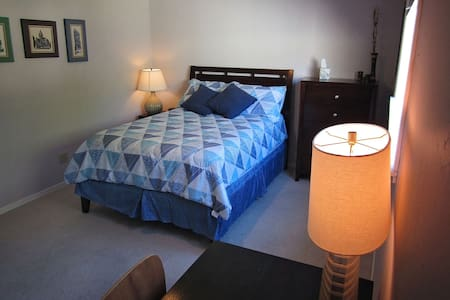 New Full Bed 1, Shared Bath. Enjoy our whole home! - Cupertino