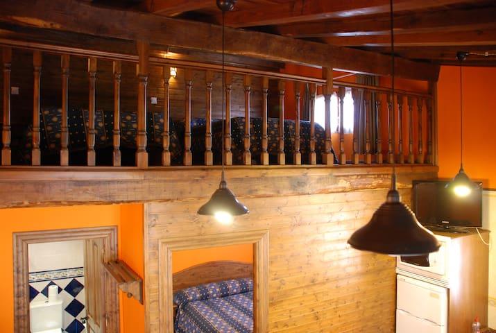 Casa de Aldea ¨Corravieya¨ Asturias - Aller - Dům