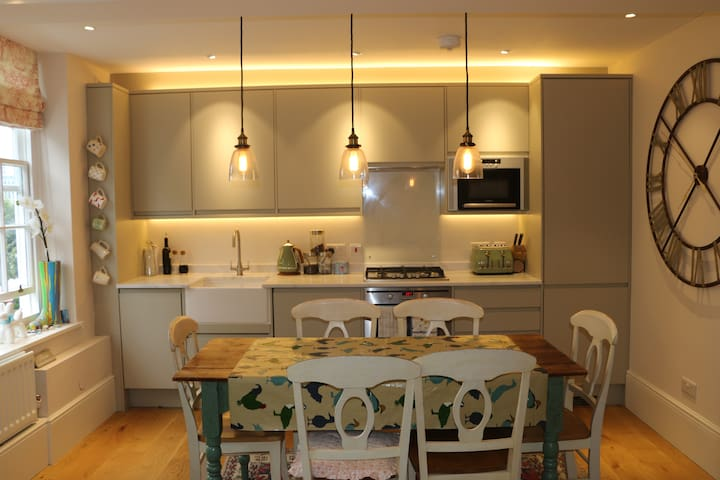 Entire home, mansion block on river - London - Wohnung