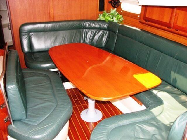Boat & Breakfast on Tranquility - Kemah - Barca