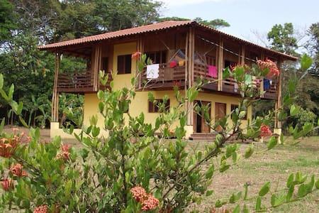 Charming Tropical Villa - Puerto Jiménez - Dom