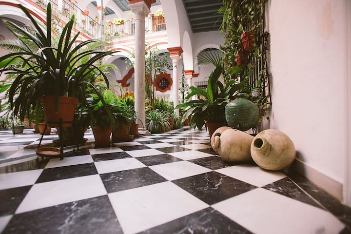 "Apartment""Catedral"". Magic in the heart of Seville"