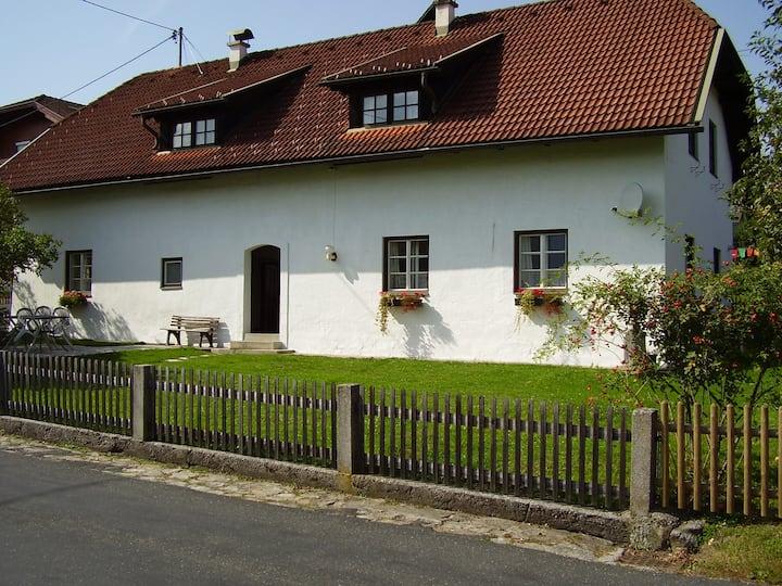 Charmantes, rustikales Haus