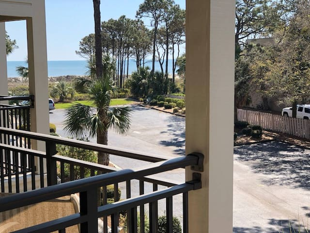 Hilton Head Ocean View Villa