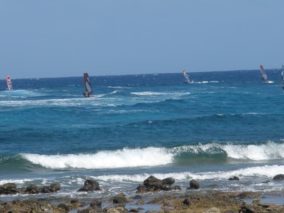 Playas para surfear