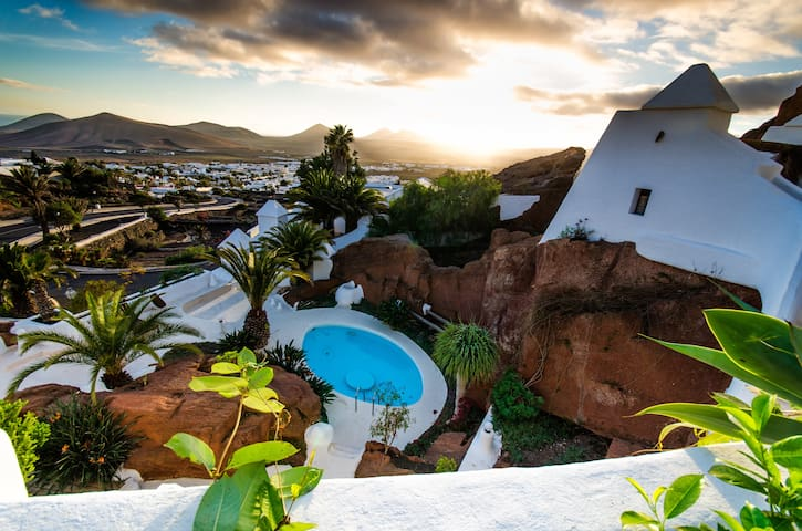 Romantic experience in Lanzarote - Nazaret - Apartment