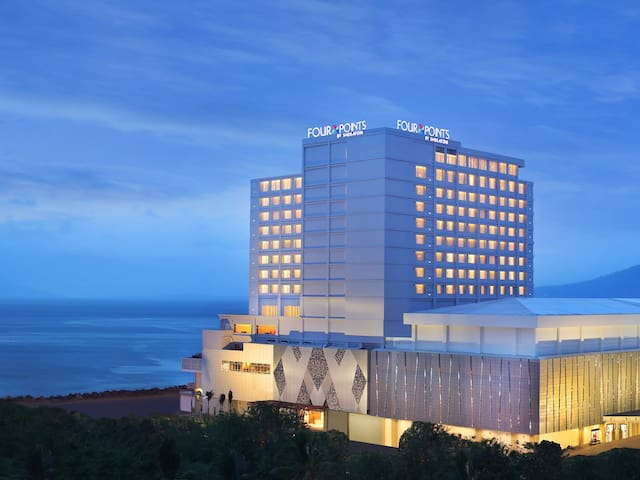 Manado City Center!! Fourpoints By Sheraton