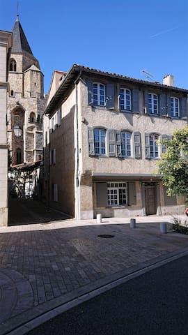 L'Apothicaire, Gîte, Sorèze *Centre Historique*