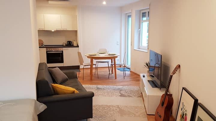 Cosy Studio Apartment - Darmstadt