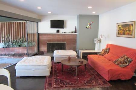 50s Architectural Dream Apartment - 洛杉矶 - 公寓