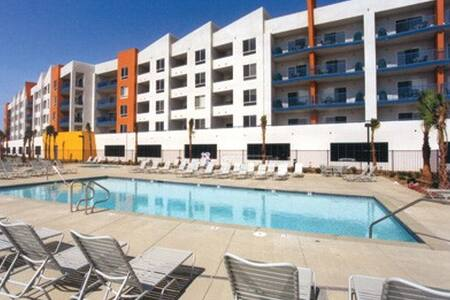 California (S)-Oceanside, CA Resort Studio Condo - オーシャンサイド - 別荘