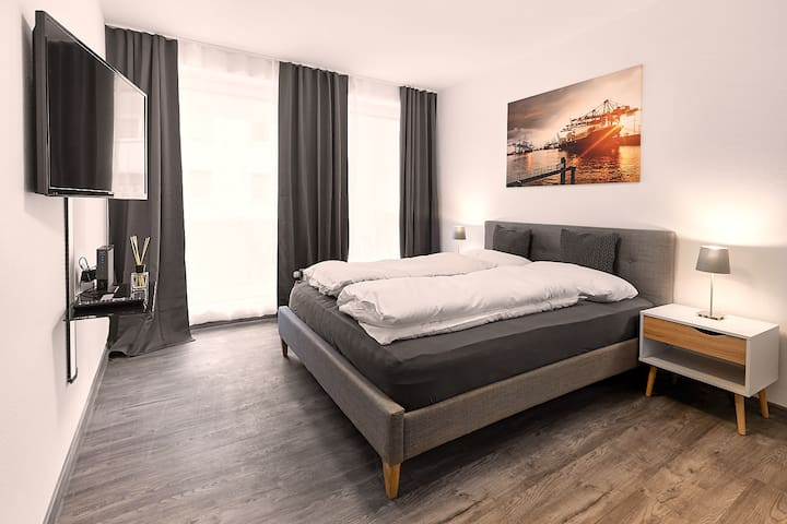 HARBOUR PRIME Apartment in Ettlingen-Zentrum