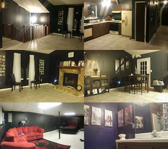 Chic home near airport/ downtown - Union City - Rumah