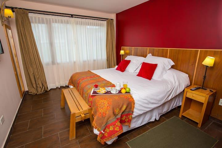 Villa Huapi - Habitación Cuadruple 1 - Dina Huapi - Pis