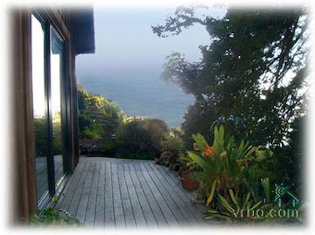 Big Sur Mountain Retreat - Big Sur - Kisház