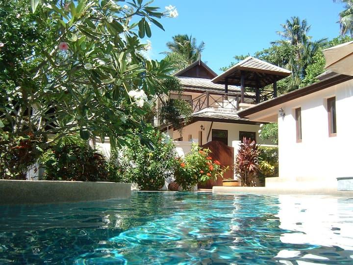 Banyan Pool Villa 1 Bang Por Beach