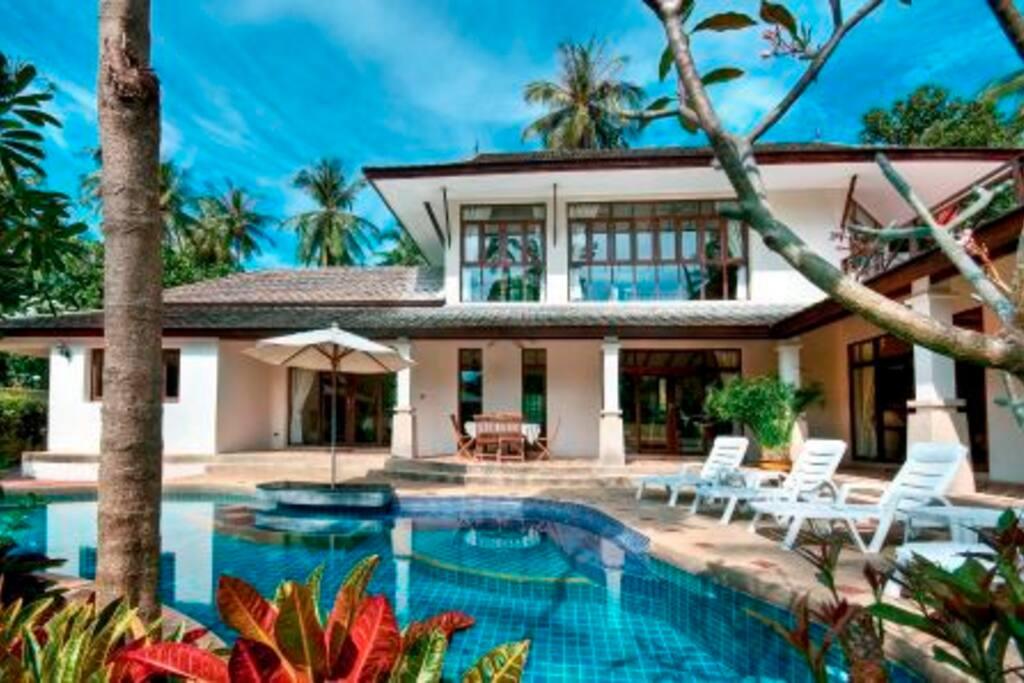Banyan Villa 1 Private Pool
