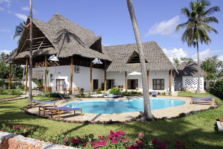 Zanzibar - Private Villa - Kiwengwa - Kiwengwa - Willa