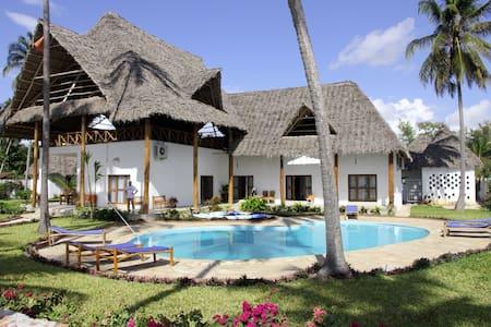 Zanzibar - Private Villa Kiwengwa - Kiwengwa - Willa