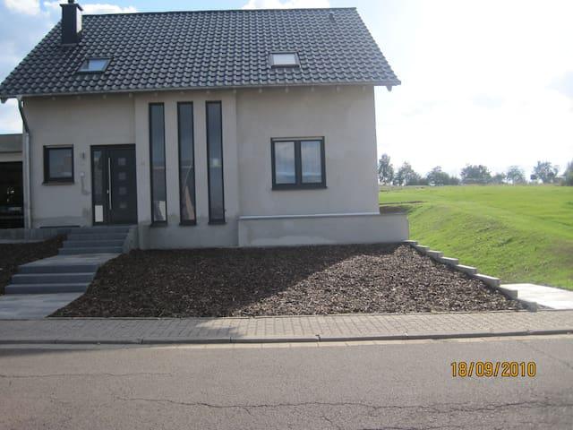 Ferienwohnug -Fam. Perkow - Illingen - Apartamento