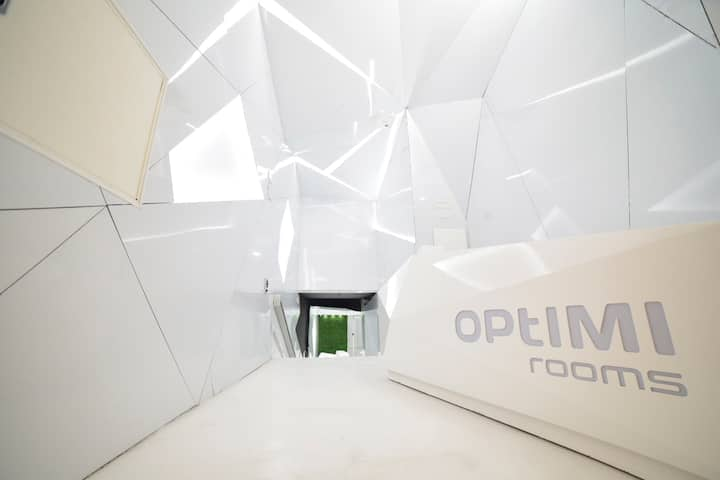 Optimi Rooms  - bilbao capsule hostel -