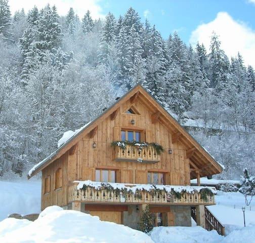 Chalet Les Lutins Dorée - Les 2 Alpes 1300 - - Mont-de-Lans - Chalet