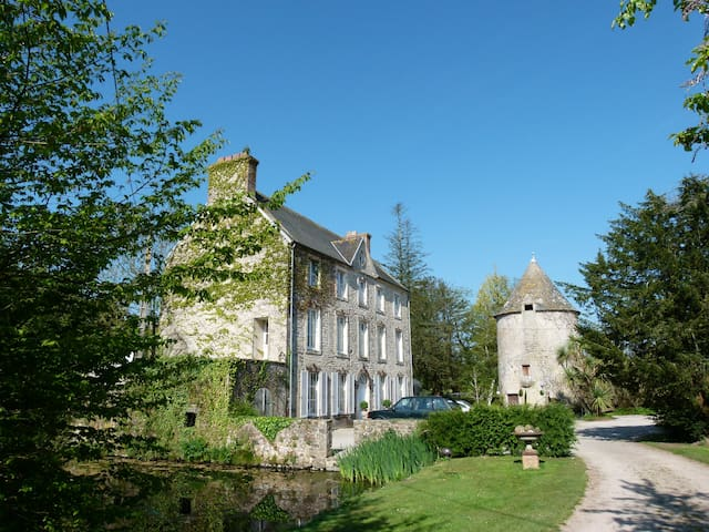 Manoir House at Sebeville Farm - Négreville - Dom