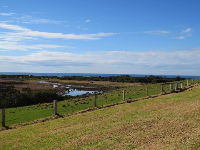 Ocean View Farm - Tilba Tilba - Haus