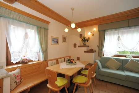 Casa Piva in the heart of Dolomites - Mareson-pecol