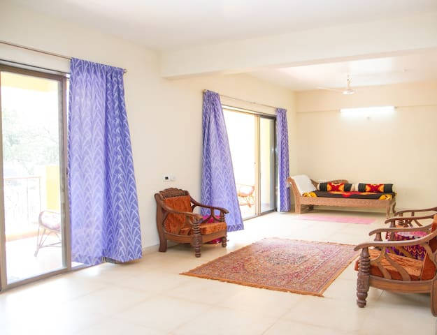 AWESOME HOUSE- 4 rooms@ Baga/Arpora - Anjuna - Daire