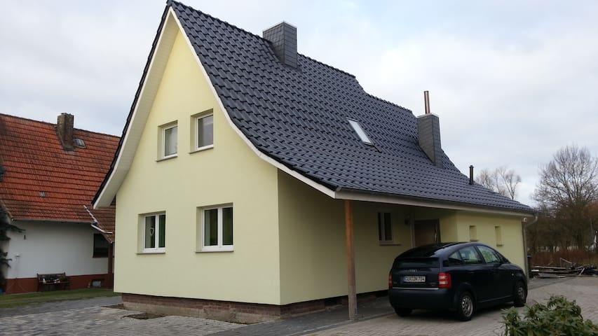 Ferienhaus in Bremerhaven, Tor zur  - Bremerhaven - Casa