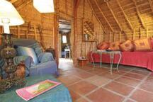 Lovely rustic living room