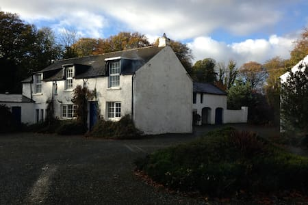 Stable Cottage on beachfront estate - Rathmullan - Rumah