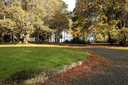 Garden Cottage on Rathmullan beach - Rathmullan - Rumah