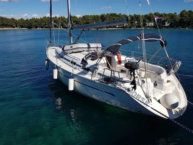 12m Sailing boat Bavaria 38 - Zaravecchia - Barca