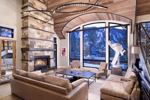 $ 12 Million Aspen Residence | Close to Town