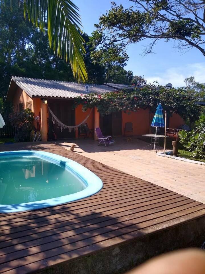 Casa em Itapeva Torres-Rs 3 quartos, 3 banheiros