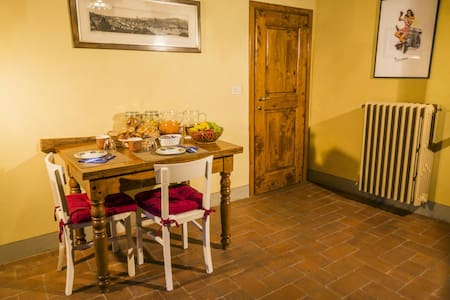 Lovely Rustic Apartment in Chianti