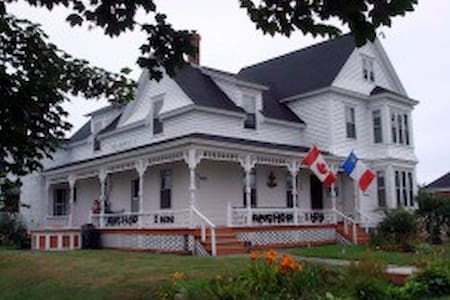 Anchor Inn B&B, Meteghan Center, B0W2K0.