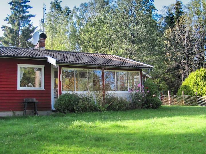Komfortables Ferienhaus am See