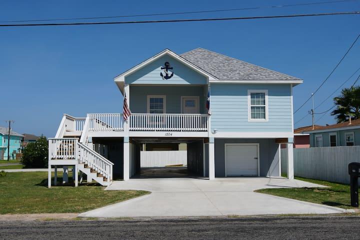 The Blue Anchor House