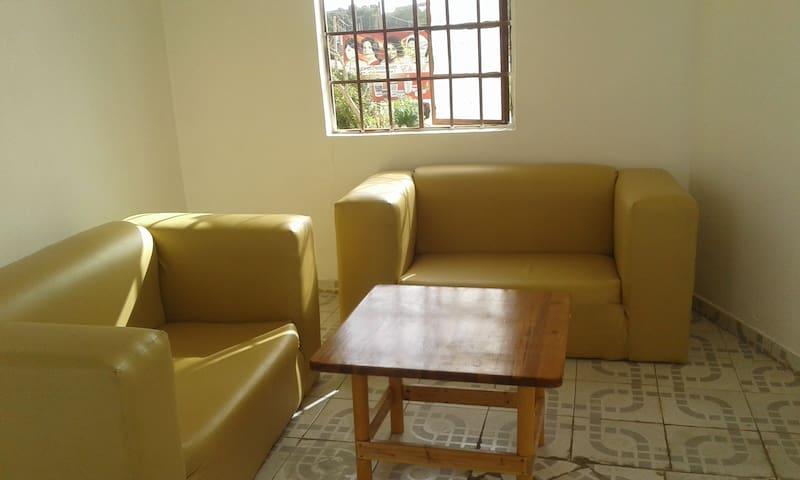 Bakau adjacent to the sea, Upstairs Apartment 2